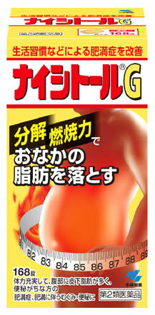 【第2類医薬品】小林製薬 ナイシトールG (168錠) ツルハドラッグ