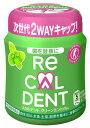 モンデリーズ・ジャパン リカルデント グリーンミント ガム 粒 ボトルR (140g) 特定保健用食品 トクホ ツルハドラッグ