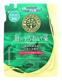 クラシエ 海のうるおい藻 コンディショナー つめかえ用 (420ml) 詰め替え用 ツルハドラッグ