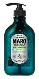 ストーリア MARO マーロ 薬用 デオスカルプシャンプー (480mL) 【医薬部外品】 ツルハドラッグ