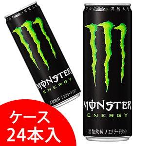 【◇】 《ケース》 アサヒ モンスター エナジー 炭酸飲料 (355mL×24本) 【4897036690017】