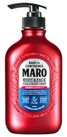 ストーリア MARO マーロ 全身用クレンジングソープ (450mL) ボディソープ 洗顔料 ツルハドラッグ