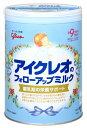グリコ アイクレオ アイクレオのフォローアップミルク 満9ヶ月頃から (820g) 【粉ミルク】 ツルハドラッグ