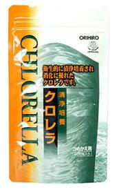 オリヒロ 清浄培養 クロレラ つめかえ用 (900粒) 詰め替え用 ツルハドラッグ ※軽減税率対象商品