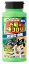 アース製薬 アースガーデン ハイパーお庭の虫コロリ 顆粒タイプ (300g) 誘引殺虫剤 ツルハドラッグ
