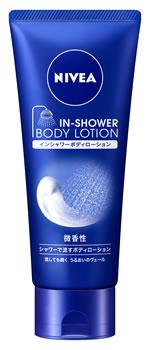 【特売】 花王 ニベア インシャワーボディローション やさしいフローラルの香り 微香性 (200mL) ツルハドラッグ