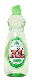 ロケット石鹸 マイフレッシュ ライムの香り 本体 (600mL) 台所用洗剤 ツルハドラッグ