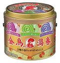 金鳥 キンチョウ 金鳥の渦巻 缶 3種の香り (30巻) 蚊取り線香 【防除用医薬部外品】
