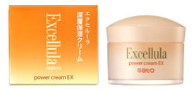 佐藤製薬 エクセルーラ パワークリームEX (40g) 保湿クリーム ツルハドラッグ