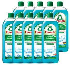 《セット販売》 旭化成 フロッシュ Frosch 食器用洗剤 重曹プラス つめかえ用 (750mL)×10個セット 詰め替え用 ツルハドラッグ
