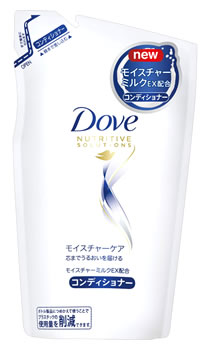 ユニリーバ Dove ダヴ モイスチャーケア コンディショナー つめかえ用 (350g) 詰め替え用 ツルハドラッグ