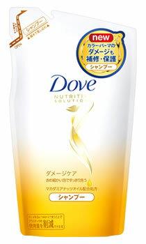 ユニリーバ Dove ダヴ ダメージケア シャンプー つめかえ用 (350g) 詰め替え用 ツルハドラッグ