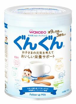 和光堂 フォローアップミルク ぐんぐん 9ヶ月頃から (300g)
