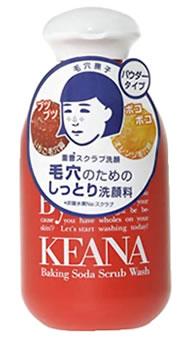 石澤研究所 毛穴撫子 重曹スクラブ洗顔 (100g) 洗顔パウダー ツルハドラッグ