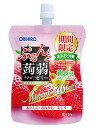 【●】 オリヒロ ぷるんと蒟蒻ゼリー スタンディング イチゴ (130g)