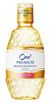 サンスター Ora2 オーラツー プレミアム ブレスフレグランス マウスウォッシュ フルーティーフローラル (360mL) 洗口液 ツルハドラッグ