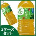 《2ケースセット》 サントリー 緑茶 伊右衛門 (2L×6本)×2ケース 【4901777238022】