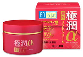 ロート製薬 肌ラボ ハダラボ 極潤α リフトクリーム (50g) ツルハドラッグ