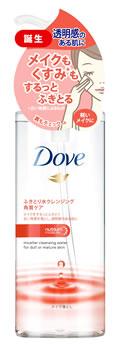 ユニリーバ Dove ダヴ ふきとり水クレンジング 角質ケア (235mL) クレンジング メイク落とし