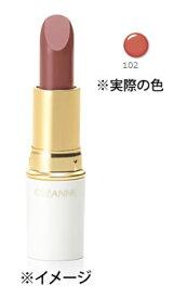 セザンヌ化粧品 ラスティングリップカラーN 102 ブラウン系 (1個) 口紅