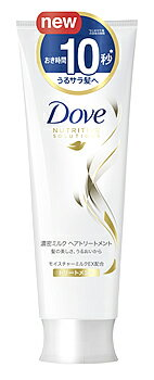 ユニリーバ Dove ダヴ 濃密ミルク ヘアトリートメント (180g)