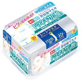 コーセー クリアターン エッセンスマスク トラネキサム酸 (30枚入) 薬用 美容液 シートマスク 【医薬部外品】