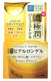 ロート製薬 肌ラボ ハダラボ 極潤 ゴクジュン パーフェクトゲル (100g) オールインワンゲル
