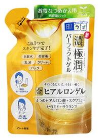 ロート製薬 肌ラボ ハダラボ 極潤 ゴクジュン パーフェクトゲル つめかえ用 (80g) 詰め替え用 オールインワンゲル