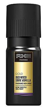ユニリーバ AXE アックス フレグランス ボディスプレー ゴールド (60g) 男性用 フレグランス オーデコロン
