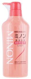 第一三共ヘルスケア ミノン 薬用ヘアシャンプー (450mL) シャンプー 【医薬部外品】