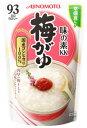 味の素 KK おかゆ 梅がゆ 1人前 (250g) レトルトパウチ