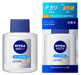 花王 ニベアメン オイルコントロールローションUV SPF20 PA+ (100mL) 化粧水 ニベア