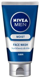 花王 ニベアメン フェイスウォッシュ モイスト (100g) 洗顔料 ニベア