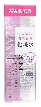 セザンヌ化粧品 モイスチュア リッチ エッセンスローション (160mL) 化粧水