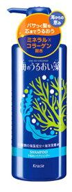 【◆】 クラシエ 海のうるおい藻 うるおいケアシャンプー ポンプ (520mL) シャンプー