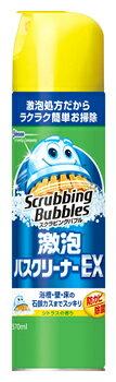 【特売】 ジョンソン スクラビングバブル 激泡 バスクリーナーEX (570mL) 浴室用合成洗剤