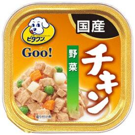 日本ペットフード ビタワン グー チキン 野菜 (100g) ドッグフード ウェット