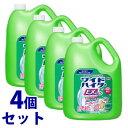 《セット販売》 花王 プロフェッショナル ワイドハイターEXパワー 業務用 (4.5L)×4本セット 衣料用漂白剤