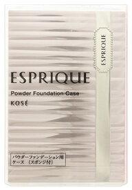 コーセー エスプリーク パウダーファンデーション用 ケース (1個) スポンジ付 ESPRIQUE