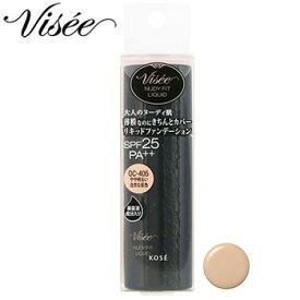 コーセー ヴィセ リシェ ヌーディフィット リキッド OC-405 やや明るい自然な肌色 (30mL) SPF25 PA++ リキッドファンデーション VISEE