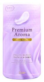 エステー トイレの消臭力 プレミアムアロマ グレイスボーテ (400mL) Premium Aroma トイレ用 消臭・芳香剤