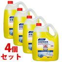 《セット販売》 花王 プロフェッショナル バスマジックリン 業務用 (4.5L)×4本セット 浴室用洗剤