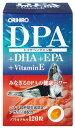 【☆】 オリヒロ DPA+DHA+EPAカプセル (120粒) ソフトカプセル 【送料無料】 【smtb-s】