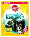 マースジャパン ペディグリー デンタエックス 超小型犬用 レギュラータイプ (14本) ドッグフード 犬用おやつ 犬用ガム…