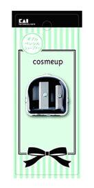 貝印 コスメアップ ダブルペンシルシャープナー HC3711 (1個) 化粧小物