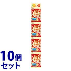 《セット販売》 カルビー 1才からの かっぱえびせん (8g×4袋)×10個セット 塩分45%カット 油不使用 スナック菓子 ※軽減税率対象商品