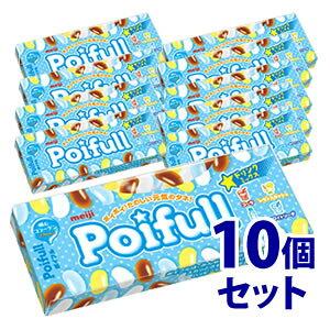 《セット販売》 明治 ポイフル ドリンクミックス (53g)×10個セット グミキャンデー Poifull ※軽減税率対象商品