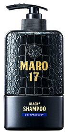 ストーリア MARO17 マーロ17 ブラックプラス シャンプー (350mL) 男性用 ノンシリコンシャンプー