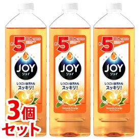 【特売】 《セット販売》 P&G ジョイコンパクト バレンシアオレンジの香り 特大 つめかえ用 (770mL)×3個セット 詰め替え用 【P&G】