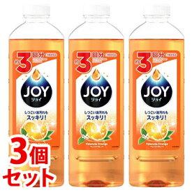 【特売】 《セット販売》 P&G ジョイコンパクト バレンシアオレンジの香り つめかえ用 (440mL)×3個セット 詰め替え用 食器用洗剤 【P&G】